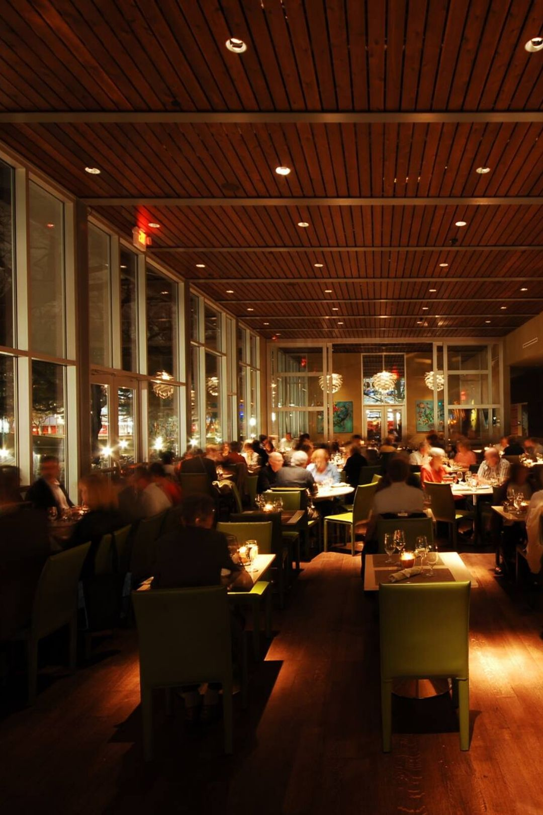 Best Spots For Group Dinners In Houston