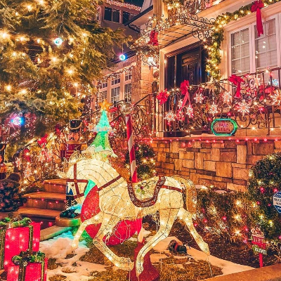 Dyker Heights Christmas Lights Bus Tours
