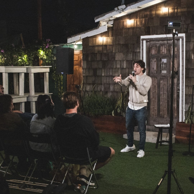 Secret Location Stand Up Comedy Shows