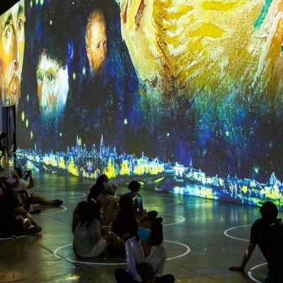 GA Tickets to Immersive Van Gogh NYC