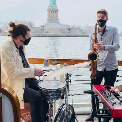 Live Jazz on a Cruise Around NYC
