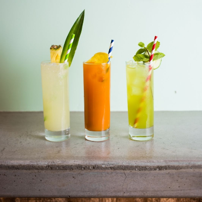 """Seamore's Nolita: """"Mixology with the Masters"""""""