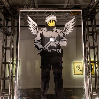 The Art of Banksy Exhibit