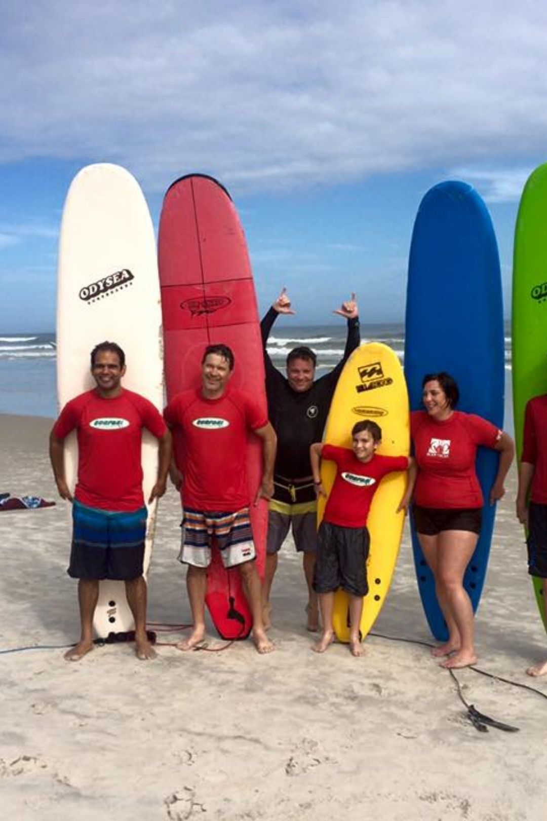 Surf Lessons & Rentals - Mission Beach