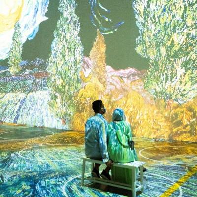 Tickets to Immersive Van Gogh LA