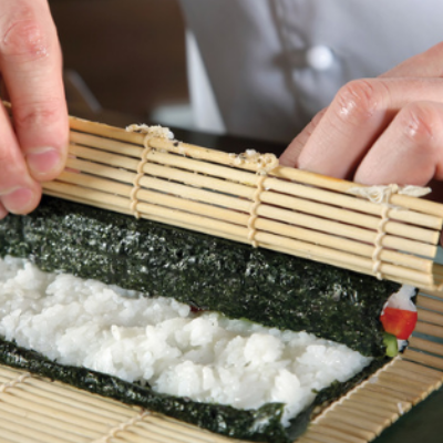 Hand Rolled Sushi Class Houston