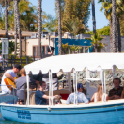 BYOB Electric Boat Rental - Mission Bay