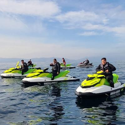 Jetski Adventure To Catalina Island