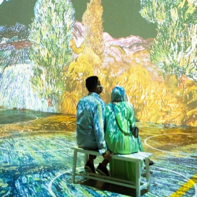 Date Night Tickets to Immersive Van Gogh Chicago