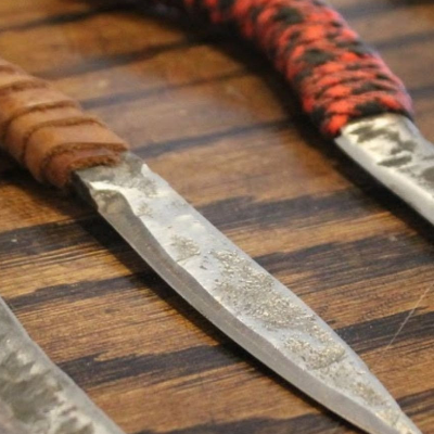Forge a Survival Knife