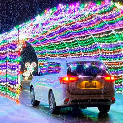 Christmas Drive Thru Festival