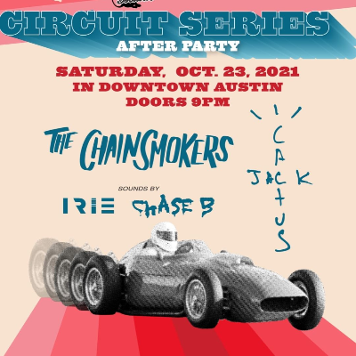 Circuit Series After Party ft. The Chainsmokers & Travis Scott