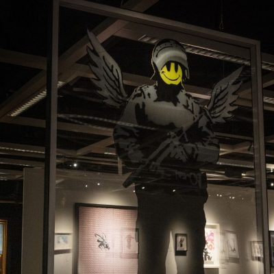 The Art of Banksy Exhibit SF
