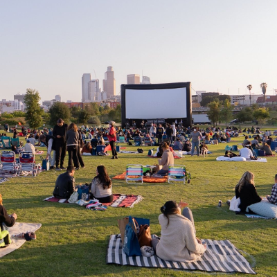 Outdoor Movie Series Presented By SFC