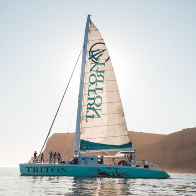 San Diego Catamaran Day Trip