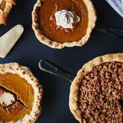 Festive Fall Pies Making Class