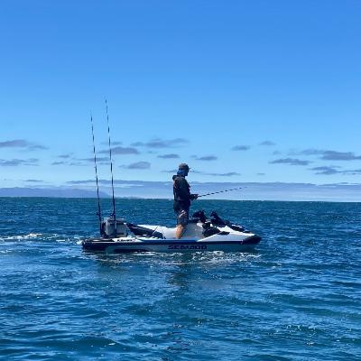 Jetski Fishing Tour